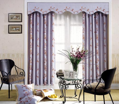 窗帘选购原则 5个关键点让你买到称心如意的窗帘!