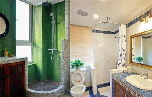 小型卫生间装修技巧推荐 你家卫生间装对了吗