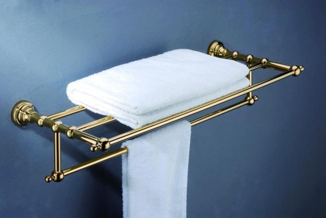 浴巾架安装在什么位置好 浴巾架该怎么选择